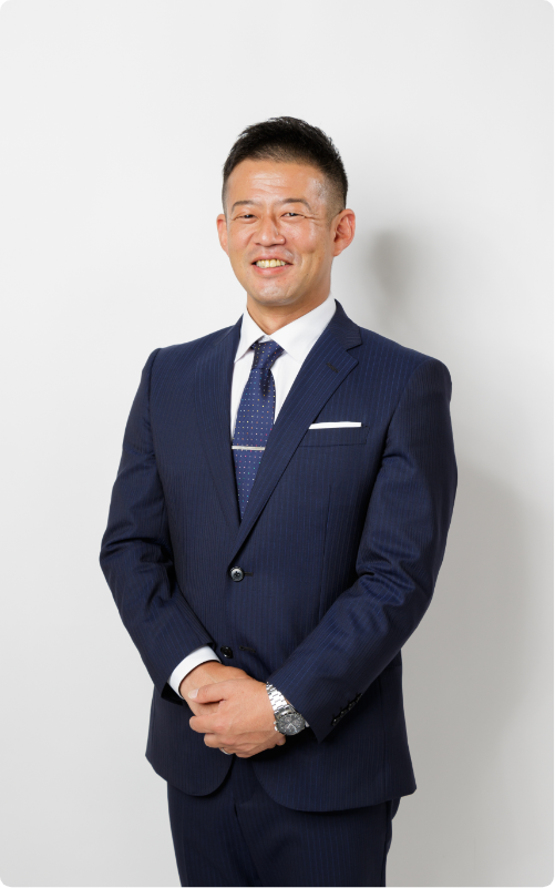 CRO株式会社 代表取締役 井上 竜一
